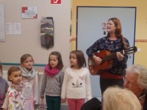 Besuch  Kindergarten und VS Leutschach